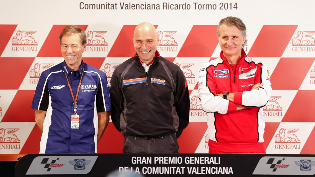 Yamaha, Honda and Ducati management review 2014 season