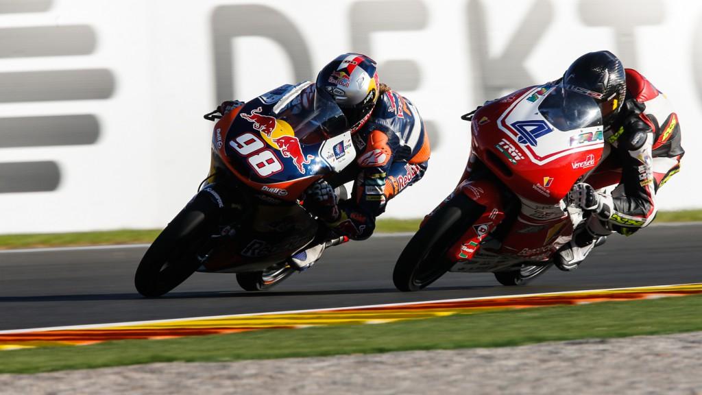 Karel Hanika, Gabriel Ramos, Red Bull KTM Ajo, Kiefer Racing, VAL QP