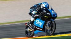 Romano Fenati, SKY Racing Team  VR46, VAL QP