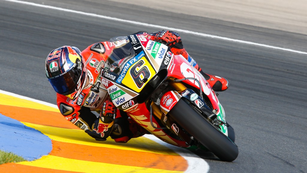 Stefan Bradl, LCR Honda MotoGP, VAL Q1