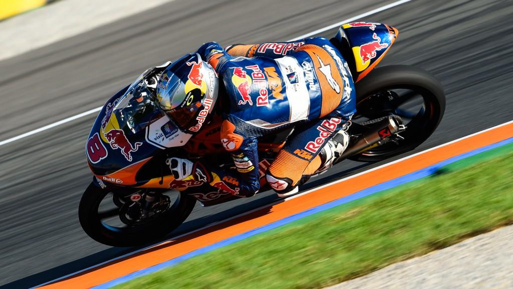 Jack Miller, Red Bull KTM Ajo, VAL QP