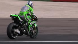 Valencia 2014 - MotoGP - FP3 - Action - Hiroshi Aoyama