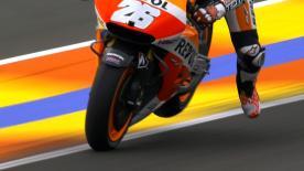 Valencia 2014 - MotoGP - FP3 - Action - Dani Pedrosa