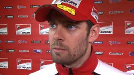 Crutchlow feels he could have qualified further up grid
