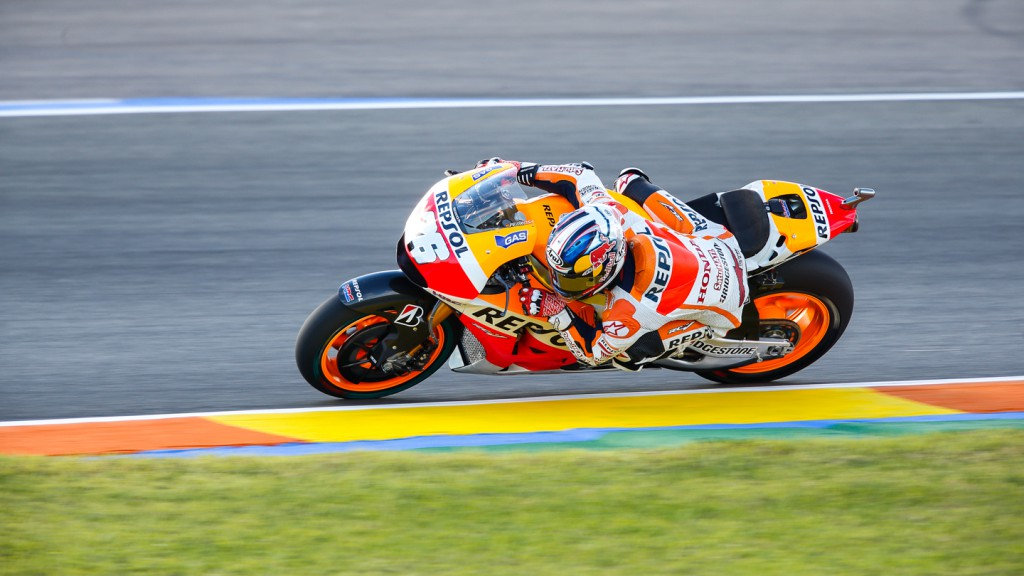 Dani Pedrosa, Repsol Honda Team, VAL Q2