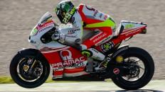 Andrea Iannone, Pramac Racing, VAL Q2