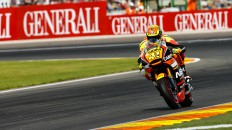 Aleix Espargaro, NGM Forward Racing, VAL Q2