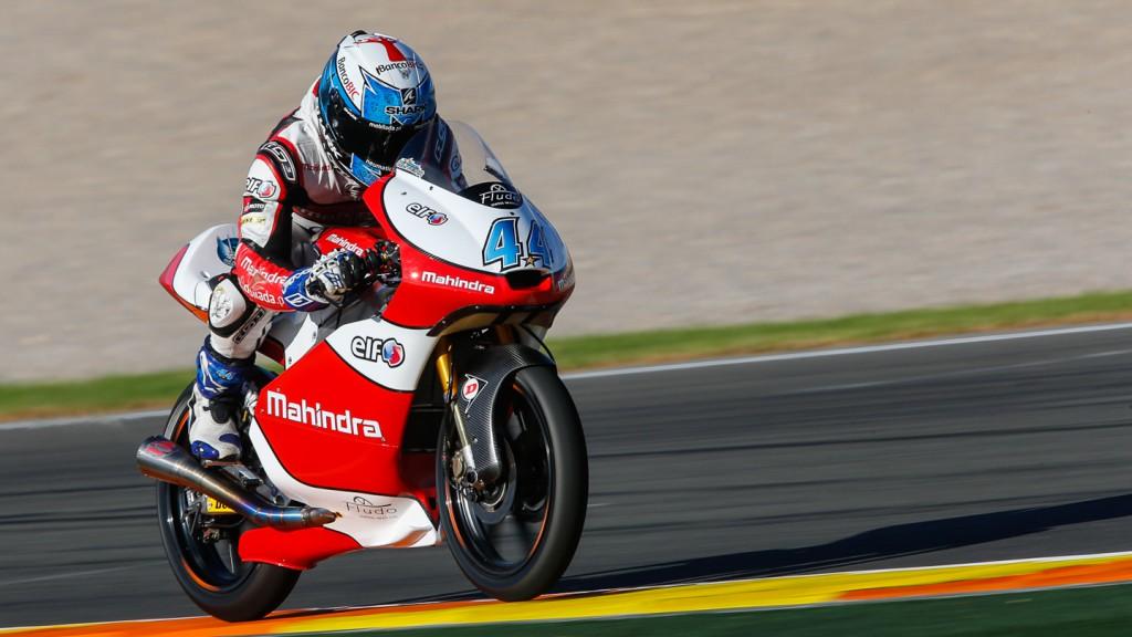 Miguel Oliveira, Mahindra Racing, VAL QP