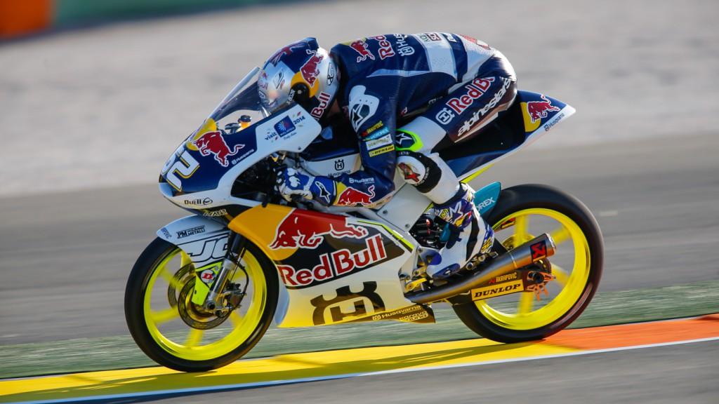 Danny Kent, Red Bull Husqvarna Ajo, VAL QP