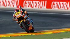 Mattia Pasini, NGM Forward Racing, VAL QP