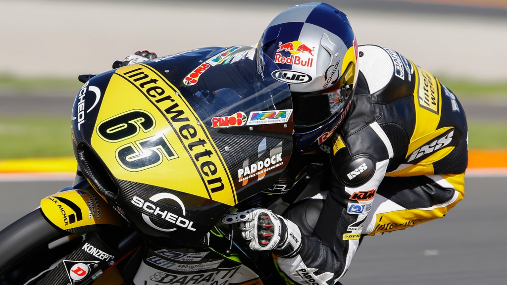Philipp Oettl, Interwetten Paddock Moto3, VAL QP