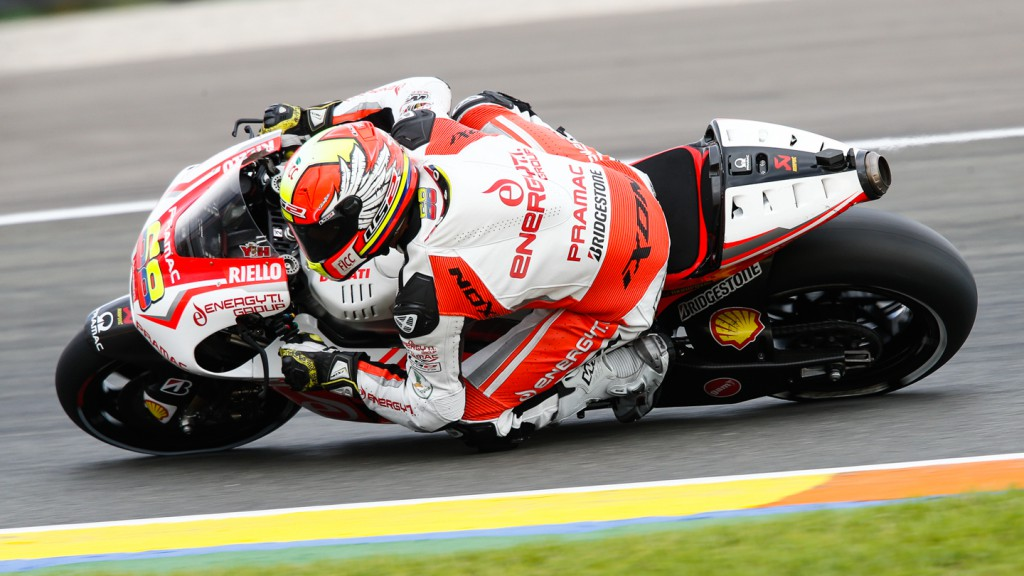 Yonny Hernandez, Pramac Racing, VAL Q1