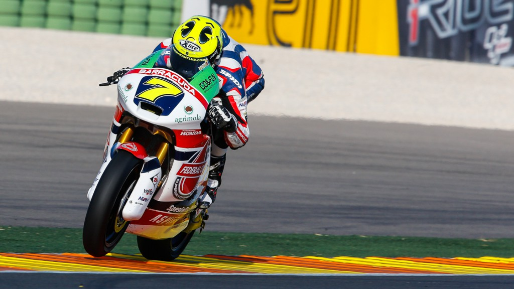 Lorenzo Baldassarri, Gresini Moto2, VAL QP