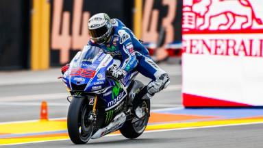 Jorge Lorenzo, Movistar Yamaha MotoGP, VAL Q2