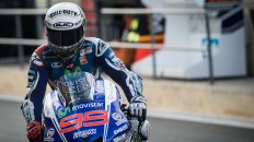 Jorge Lorenzo, Movistar Yamaha MotoGP, VAL FP2 © Copyright Scott Jones, PHOTO.GP