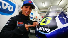 Maria Herrera joins Calvo Team