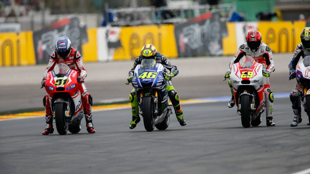 MotoGP Action, VAL FP4