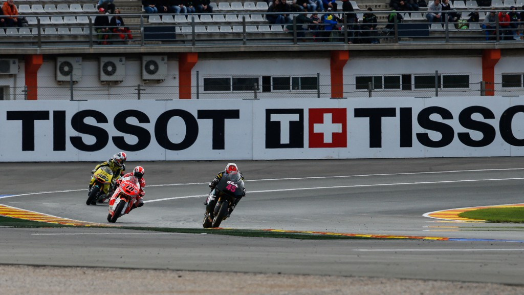 Moto2 Action, VAL QP
