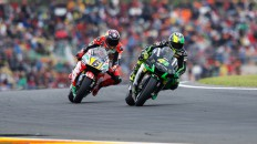 Pol Espargaro, Stefan Bradl, Monster Yamaha Tech 3, LCR Honda MotoGP, VAL RACE