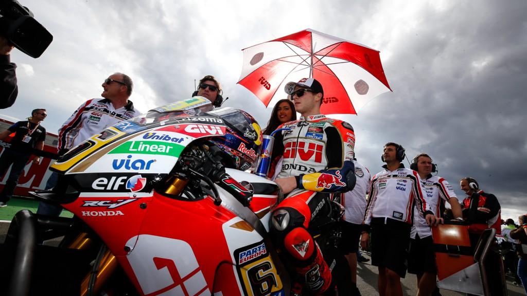 Stefan Bradl, LCR Honda MotoGP, VAL RACE