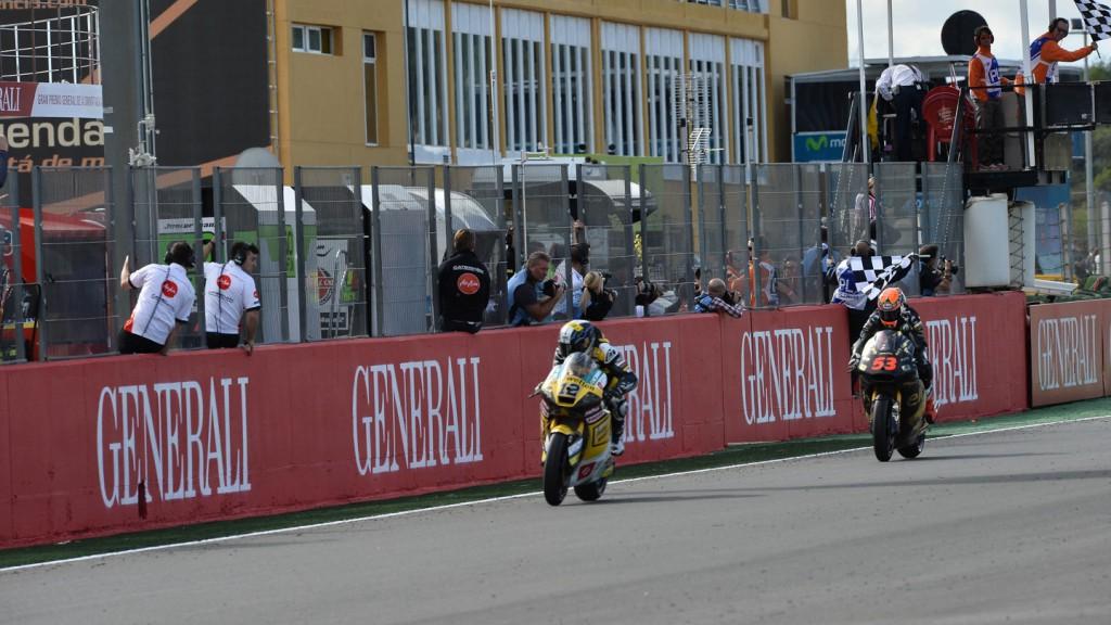 Thomas Luthi, Esteve Rabat, Interwetten Sitag, Marc VDS Racing Team, VAL RACE
