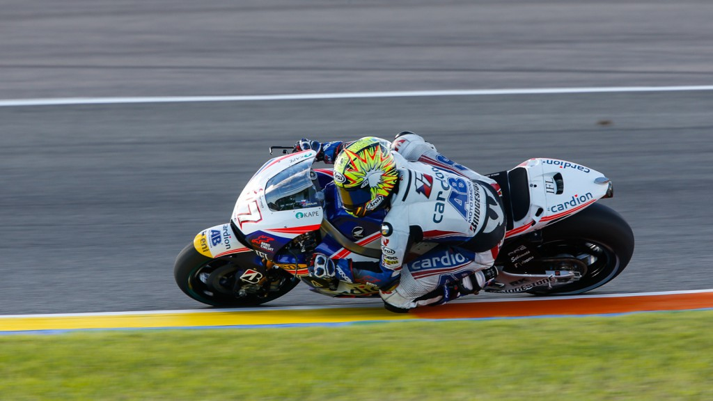 Karel Abraham, Cardion AB Motoracing, VAL WUP