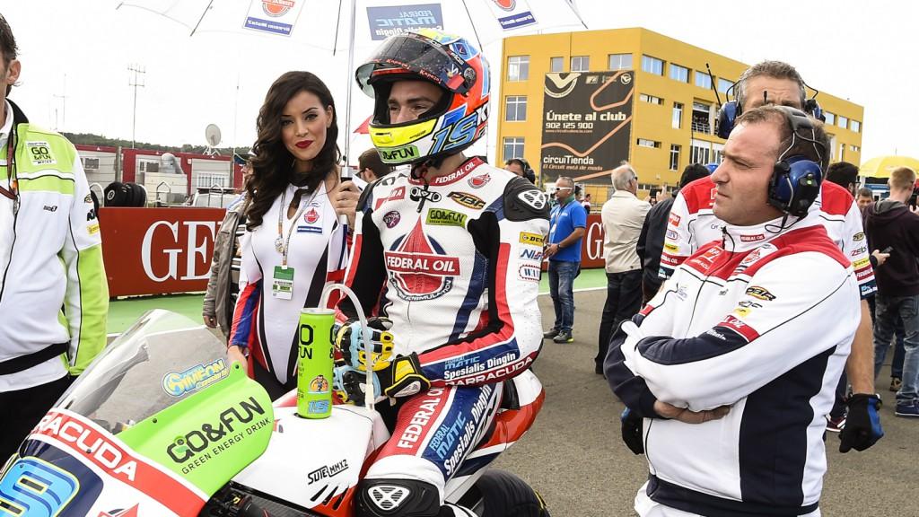 Xavier Simeon, Federal Oil Gresini Moto2, VAL RACE