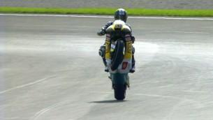 Moto2 Valencia Race Luthi