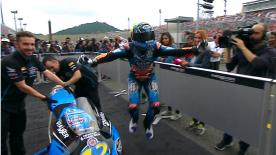 2014 Moto3 World Champion Alex Marquez