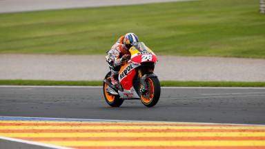 Dani Pedrosa, Repsol Honda Team, VAL RACE
