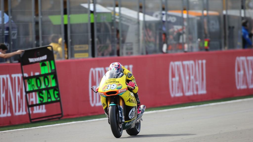 Luis Salom, Paginas Amarillas HP 40, VAL RACE