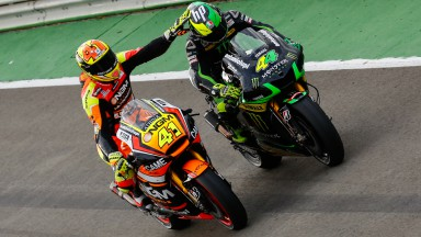 Aleix Espargaro, Pol Espargaro, NGM Forward Racing, Monster Yamaha Tech 3, VAL RACE