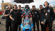 Alex Rins, Estrella Galicia 0,0, VAL RACE