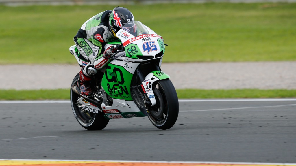 Scott Redding, GO&FUN Honda Gresini, VAL RACE