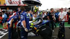 Valentino Rossi, Movistar Yamaha MotoGP, VAL RACE