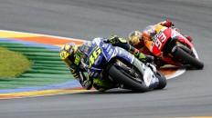 Valentino Rossi, Marc Marquez, Movistar Yamaha MotoGP, Repsol Honda Team, VAL RACE