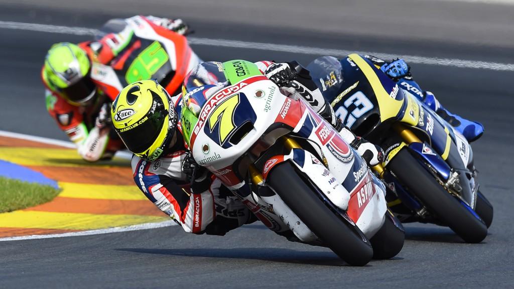 Lorenzo Baldassarri, Gresini Moto2, VAL RACE