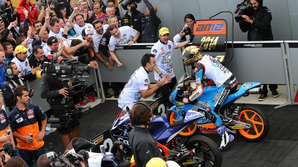 Moto3 Park fermé, VAL RACE