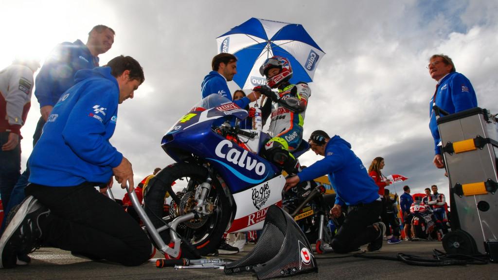 Jakub Kornfeil, Calvo Team, VAL RACE