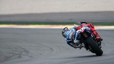 Jorge Lorenzo, Movistar Yamaha MotoGP, VAL RACE