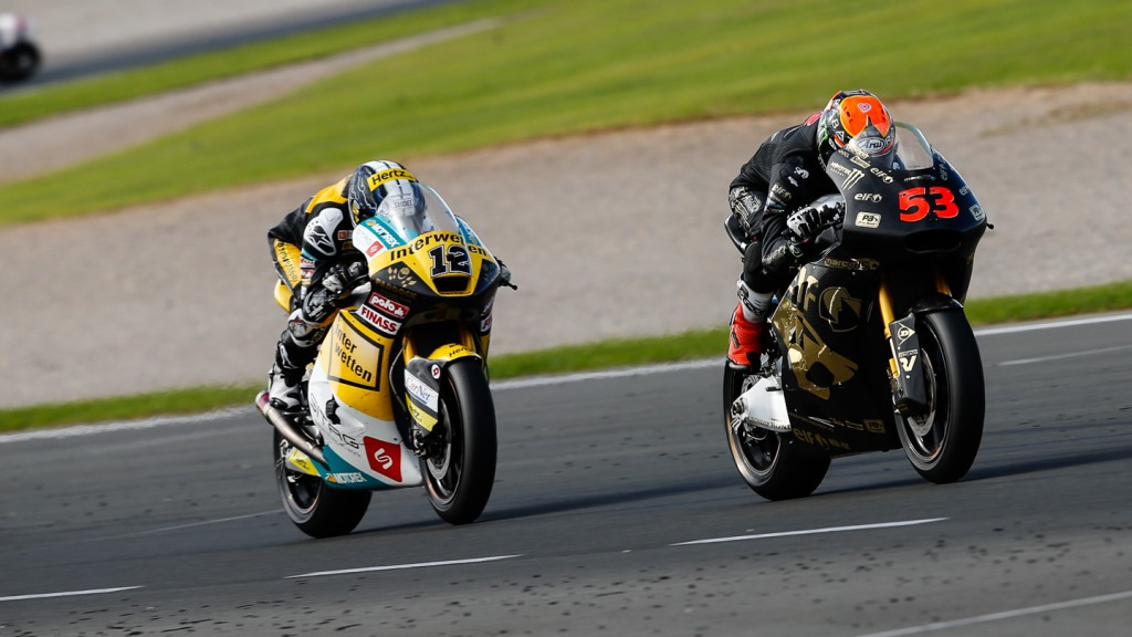 Thomas Luthi, Esteve Rabat, Interwetten Sitag, Marc VDS Racing Team, VAL RACE