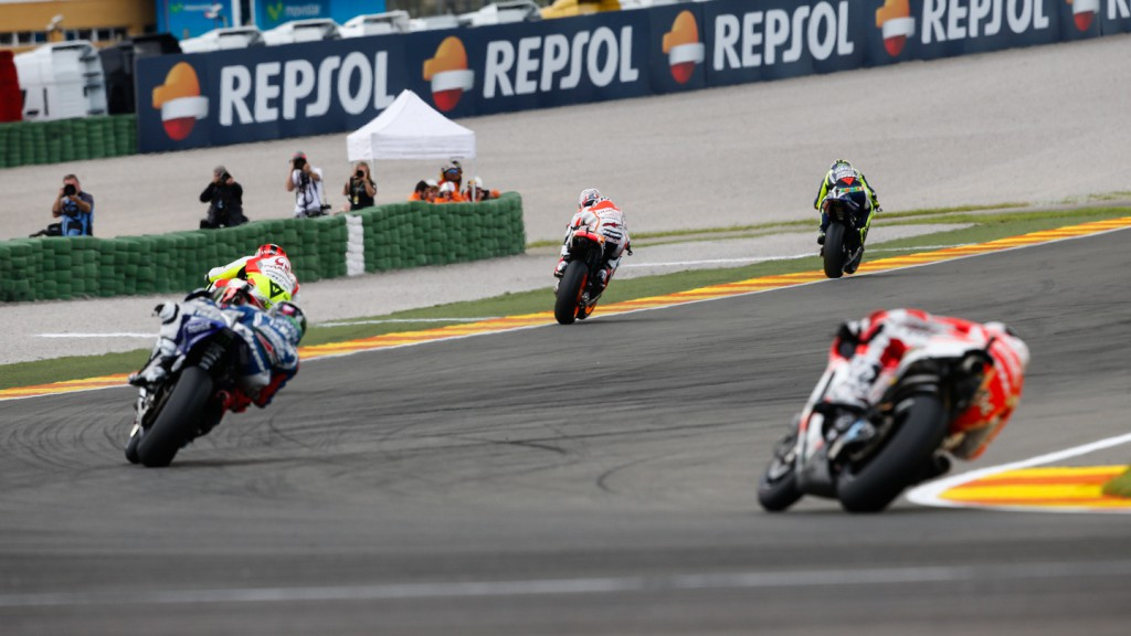 MotoGP Action, VAL RACE