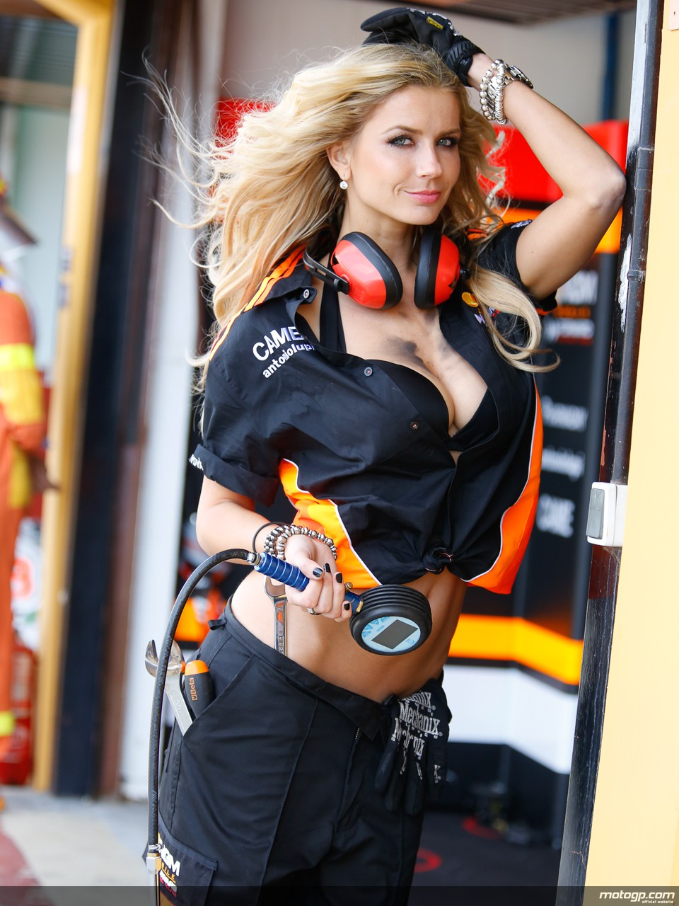 motogp.com · Paddock Girls Photos