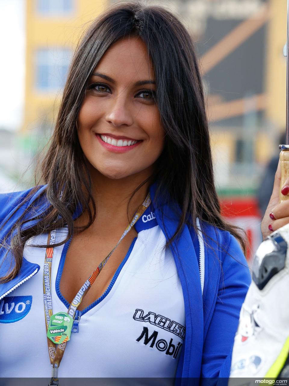 The Best Paddock Girl MotoGP 2014