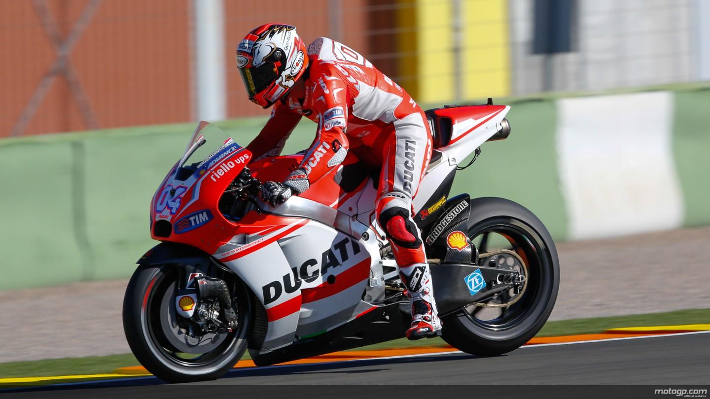 motogp.com · Andrea Dovizioso, Ducati Team, MotoGP ...
