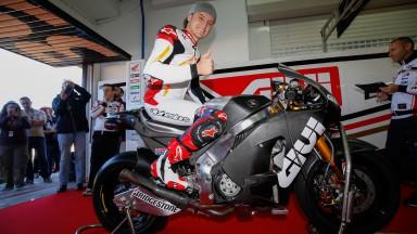 Jack Miller, CWR LCR Honda, MotoGP Valencia Test