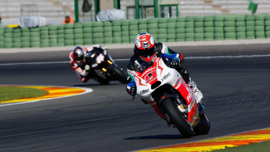 Danilo Petrucci, Pramac Racing, MotoGP Valencia Test