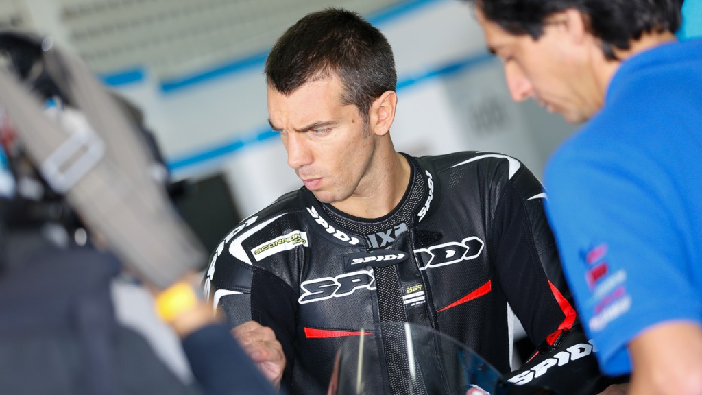 Alex De Angelis, Octo IodaRacing Team, MotoGP Valencia Test