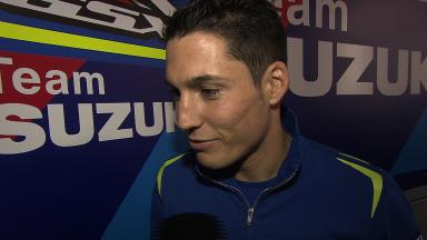 Aleix Espargaro ready to start work with Suzuki GSX-RR