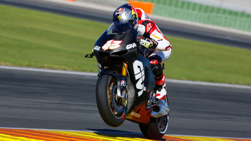 Jack Miller, CWM LCR Honda, MotoGP Valencia Test
